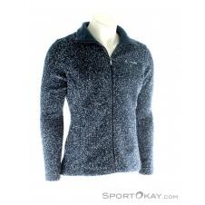 Vaude Melbur Jacket Damen Tourensweater-Blau-34