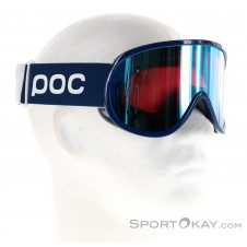 POC Retina Clarity Comp Skibrille-Blau-One Size