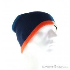Ortovox Patchwork Beanie Mütze-Blau-One Size