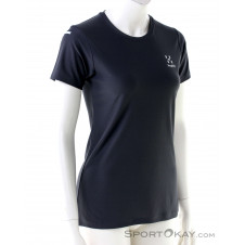 Haglöfs L.I.M Tech Tee Damen T-Shirt-Grau-M