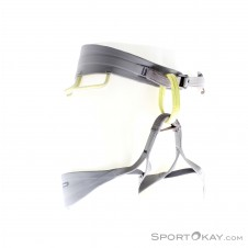 Black Diamond Solution Harness Damen Klettergurt-Grau-M