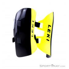 Leki Shin Guard 4 Race Kinder Schienbein Schlagschutz-Gelb-One Size