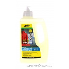 Toko Eco Textile Wash 1l Spezialwaschmittel-Gelb-One Size