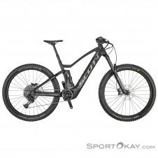 """Scott Genius eRide 900 29"""" 2021 E-Bike All Mountainbike-Schwarz-M"""