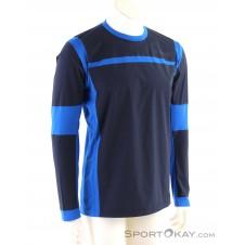 adidas Terrex Agravic Hyb LS Herren Shirt-Grau-46