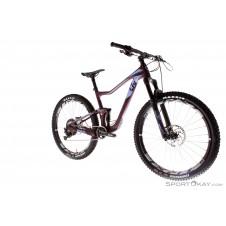 Liv Pique Advanced 2 2018 Damen Trailbike-Rot-M