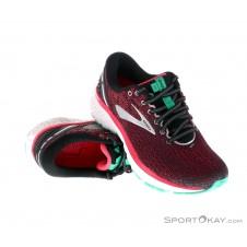 Brooks Ghost 11 Damen Laufschuhe-Pink-Rosa-6,5