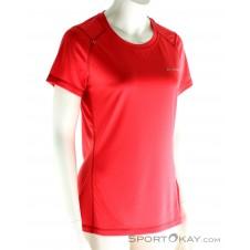 Vaude Hallet Shirt Damen T-Shirt-Rot-36