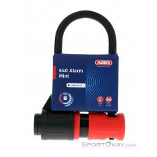 Abus 440 Alarm 160mm + USH Halterung Fahrradschloss-Schwarz-One Size