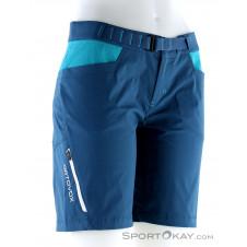 Ortovox Colodri Short Damen Klettershort-Blau-L