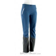 Ortovox Tofana Pants Damen Tourenhose-Blau-S