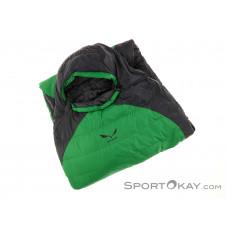 Salewa Eco -1 Schlafsack rechts-Grün-One Size