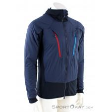 Millet Trilogy Hybrid Alpha Herren Tourensweater -Blau-S
