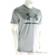 Under Armour Sportstyle Logo Herren T-Shirt-Grau-S