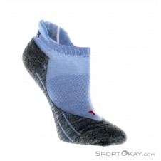 Falke TK 5 Invisible WMN Damen Wandersocken-Blau-35-36