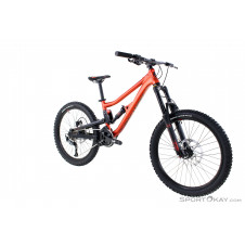 "Bergamont Big Air Tyro 24"" 2020 Kinder Downhillbike-Orange-One Size"