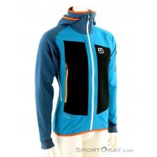Ortovox Col Becchei Jacket Herren Tourenjacke-Blau-S