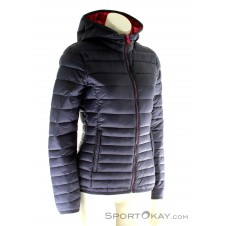 CMP Zip Hood Jacket Damen Outdoorjacke-Blau-40