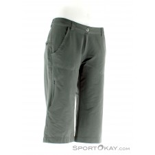 Mammut 3/4 Hiking Pants Damen Outdoorhose-Grau-34