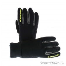 Northwave Power 2 Grip Full Glove Bikehandschuhe-Schwarz-M