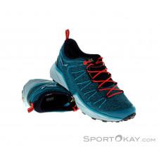Salewa Dropline GTX Damen Traillaufschuhe Gore-Tex-Blau-7,5