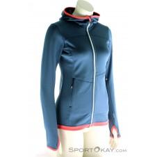 Ortovox Fleece Light Hoody Damen Outdoorsweater-Blau-L