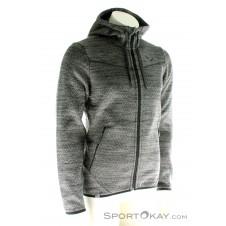 Salewa Fanes Full Zip Herren Outdoorsweater-Grau-M