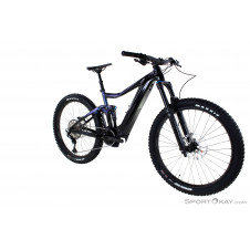 "Giant Trance E+ 2 PRO 27,5"" 2020 E-Bike All Mountainbike-Blau-M"
