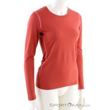 Super Natural Base LS 175 Damen Shirt-Pink-Rosa-XS