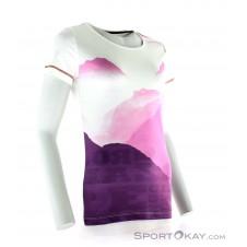 Chillaz Gandia Alps Damen T-Shirt-Weiss-L