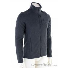 Salomon FZ Herren Sweater-Grau-M