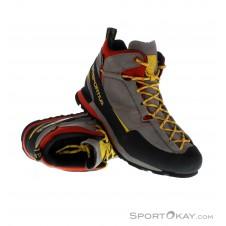La Sportiva Boulder X Mid Herren Wanderschuhe Gore-Tex-Rot-46