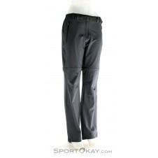 CMP Zip Off Pants Damen Outdoorhose-Blau-34