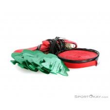 Austrialpin JumpLine 15 Slackline mit Baumschutz Leaves-Rot-15