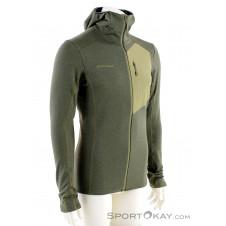 Mammut Aconcagua Light Hooded Jacket Herren Sweater-Oliv-Dunkelgrün-XXL