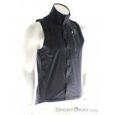On Weather-Vest Herren Laufweste-Schwarz-M