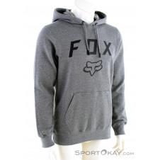Fox Legacy Moth PO Fleece Herren Sweater-Grau-XL