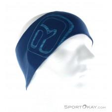 Ortovox Merino Cool HB Stirnband-Blau-One Size