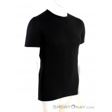 Löffler Shirt Transtex Light Herren Funktionsshirt-Schwarz-48