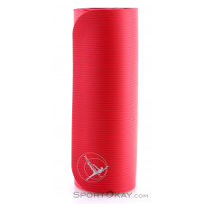 Trendy ProfiGymMat 180x60x1,5cm Fitnessmatte-Rot-One Size