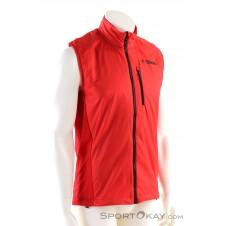 adidas Terrex Agravic Vest Herren Outdoorweste-Rot-46