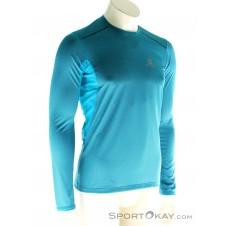 Salomon Trail Runner LS Tee Herren T-Shirt-Blau-M