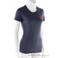 Ortovox 150 Cool Radio TS Damen T-Shirt-Schwarz-M