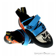 La Sportiva Otaki Kletterschuhe-Blau-40
