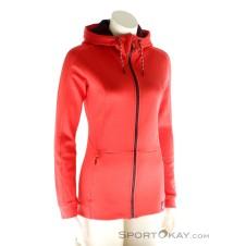 O'Neill Hoodie Fleece Damen Skisweater-Pink-Rosa-XS