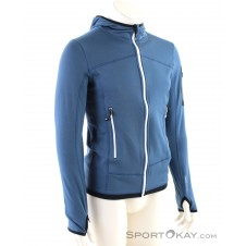 Ortovox Fleece Light Hoody Herren Tourensweater-Blau-S