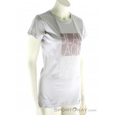 Black Diamond Block Tee SS Damen T-Shirt-Grau-M