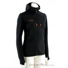 Mammut Eiswand Advanced ML Hooded Damen Outdoorsweater