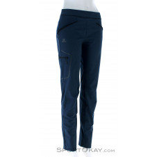 Salomon Wayfarer AS Tapered Regular Damen Outdoorhose-Blau-34