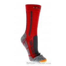 X-Socks Trekking Silver Wandersocken-Rot-35-38